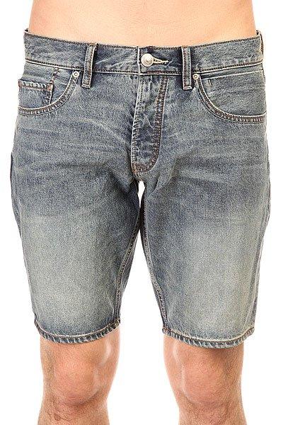 Шорты джинсовые Quiksilver Revolves Teld Dnst Elder<br><br>Цвет: синий<br>Тип: Шорты джинсовые<br>Возраст: Взрослый<br>Пол: Мужской