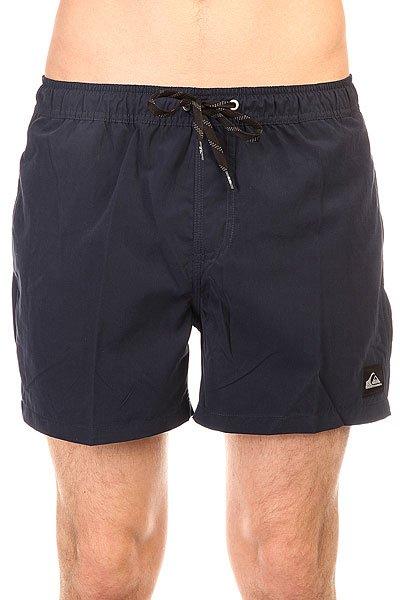 Шорты пляжные Quiksilver Every Volley Navy Blazer<br><br>Цвет: синий<br>Тип: Шорты пляжные<br>Возраст: Взрослый<br>Пол: Мужской