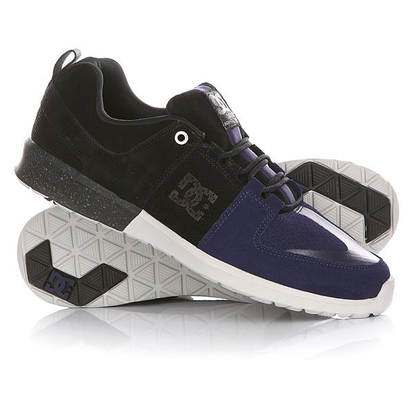 Кроссовки DC Lynx Lite Se Black/Navy кроссовки salomon кроссовки shoes xa lite bk quiet shad imperial b