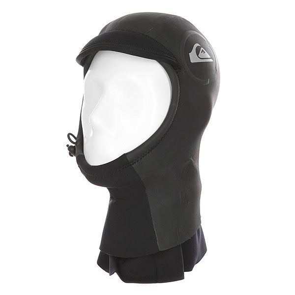 Гидрошлем Quiksilver 2mm Cyp Hood Black