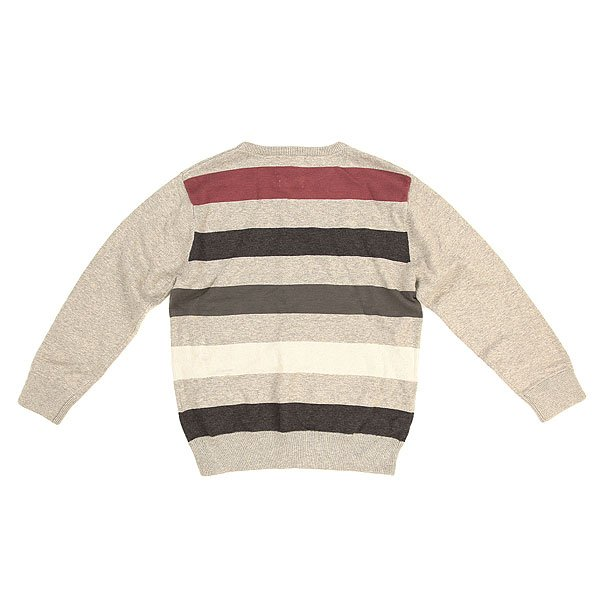 Джемпер детский Quiksilver St Light Yt Light Grey Heather от Proskater