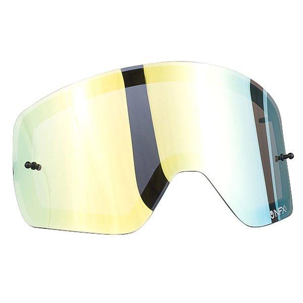 Линза для мотоспорта Dragon NFXS RPL Lens Gold Ion Aft722-1741Прочные, гибкие и безопасные линзы из лексана с защитой от ультрафиолета.Технические характеристики: Конструкция линзы Infinity Lens Technology обеспечивает максимальный обзор.Прочные и одновременно гибкие линзы из лексана. Лексан при повреждении не образует осколков, которые могут повредить глаза.Линза абсолютно не искажает видение благодаря своей геометрии.Линзы на 100% блокируют вредное ультрафиолетовое излучение.Линзы с устойчивым к царапинам покрытием.Технология Super Anti-Fog - новейшая разработка, эксклюзивно у Dragon.Линза с креплением для отрывных пленок Tear Offs.Лучше всего подходит для яркого солнца, добавляет четкости и защищает от яркого света.Светопропускная способность 31% - 36%.<br><br>Цвет: желтый<br>Тип: Линзы<br>Возраст: Взрослый<br>Пол: Мужской