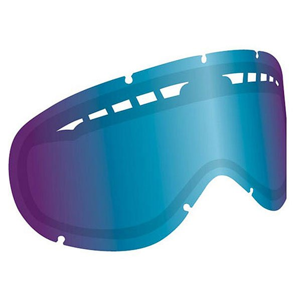 Линза для маски Dragon DXS RPL Lens Blue/Ionized722-0488Сменная цилиндрическая линза из прочного лексана с отличным периферийным обзором.Технические характеристики: Прочные и одновременно гибкие цилиндрические линзы из лексана.Вентиляционные отверстия.Линзы на 100% блокируют вредное ультрафиолетовое излучение.Линзы с устойчивым к царапинам покрытием.Технология Super Anti-Fog - новейшая разработка, эксклюзивно у Dragon.Лучше всего подходит для меняющихся условий освещения от облачной погоды до яркого солнца, добавляет четкости и защищает от яркого света.Светопропускная способность 35%-45%.<br><br>Цвет: синий<br>Тип: Линза для маски<br>Возраст: Взрослый<br>Пол: Мужской