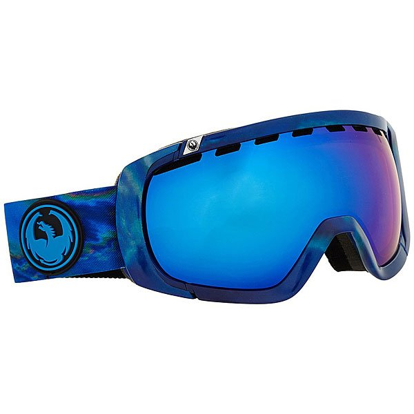 ����� ��� ��������� Dragon Rogue Spill Blue Steel/Yellow Red Ion