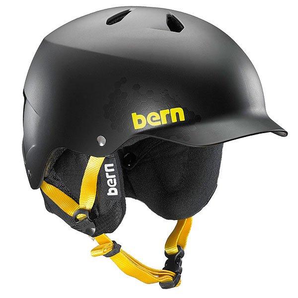 Шлем для сноуборда Bern Snow EPS Watts Wu-Tang Graphic/Black Liner