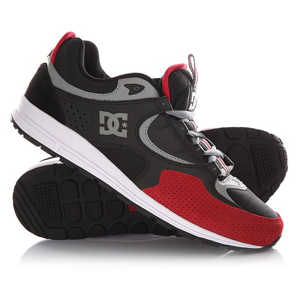 Кроссовки DC Kalis Lite Black/Red