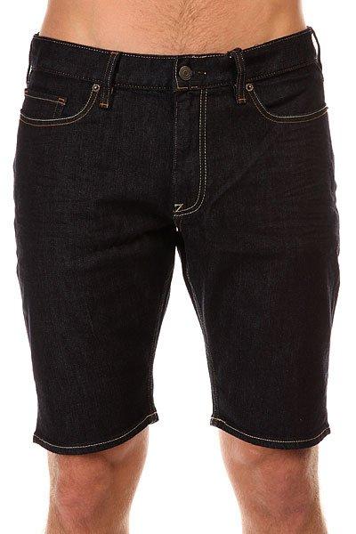 Шорты джинсовые DC Worker Straight Indigo Rinse