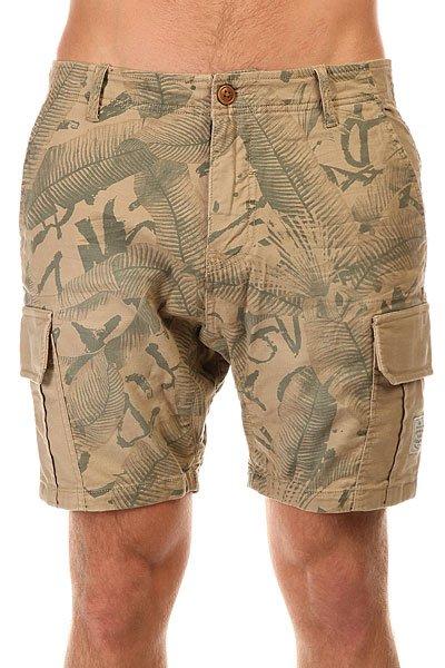 Шорты классические Quiksilver Deadriver ElmwoodЯркие и стильные шорты-чинос. Легкие и удобные. Отлично подойдут для прогулок или похода на пляж. Характеристики:Зауженный крой. Ширинка на молнии. 6 карманов. Саржа средней плотности (227 г/кв. м).<br><br>Цвет: бежевый,зеленый<br>Тип: Шорты классические<br>Возраст: Взрослый<br>Пол: Мужской