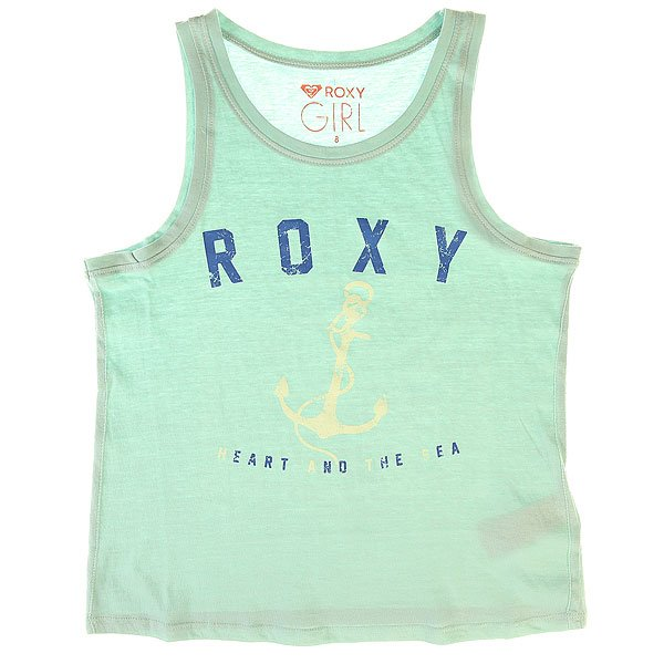 Майка детская Roxy Tank Anchor Harbor Gray