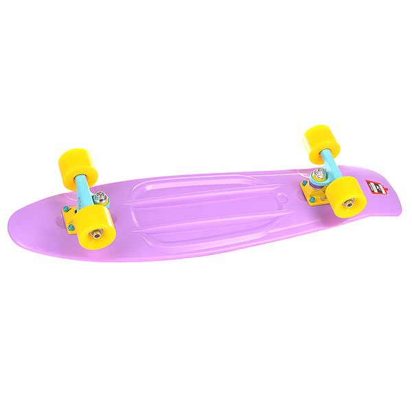 Скейт мини круизер Union Violet Purple 7.5 x 28 (71.1 см)