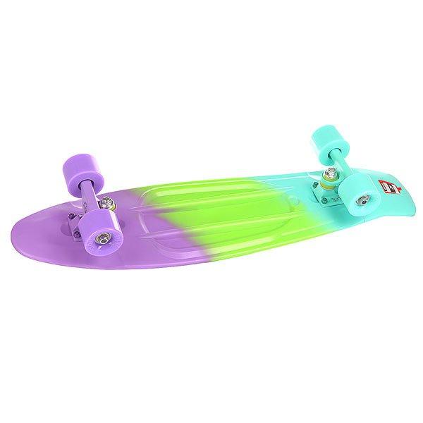 Скейт мини круизер Union Slurp Multi 7.5 x 28 (71.1 см)