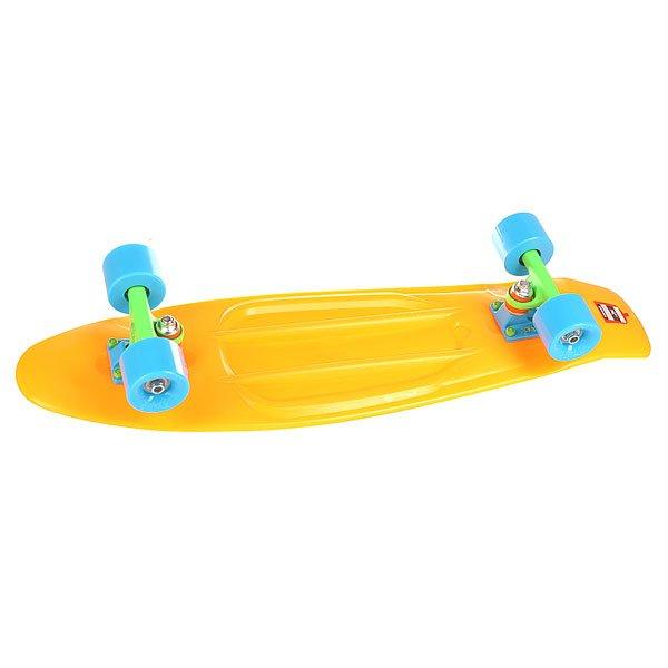 Скейт мини круизер Union Neon Orange Orange 7.5 x 28 (71.1 см)