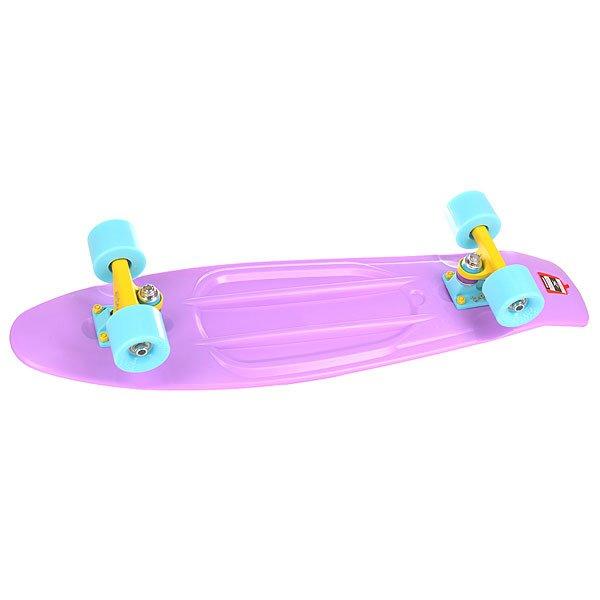Скейт мини круизер Union Plum Purple 7.5 x 28 (71.1 см)