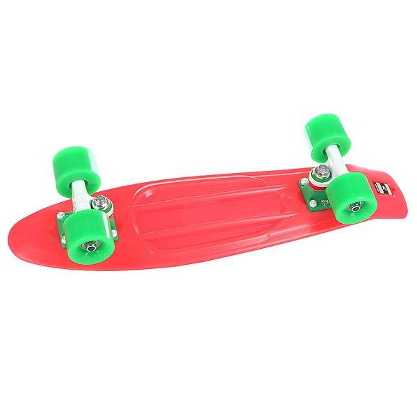 Скейт мини круизер Union Rose Pink 6 x 22.5 (57.2 см)Пластборд Юнион(Union) - это пластиковый скейтборд-круизер с загнутым хвостом для передвижения по городу и трюкачества. Очень прочная дека, качественные подвески, подшипники и колеса сделают вашу езду плавной и комфортной. Технические характеристики: Дека из прочного полиуретана повышенной прочности и эластичности. Подвески изалюминия. Бушинги Union 89А. Подшипники -Union Water Prof Abec7 (водонепроницаемаяконструкция). Колеса - круизного типа Union Virage диаметром 59 мм с стандартной мягкостью 83А. Нестирающееся цепкое покрытие. Различные расцветки в ассортименте.<br><br>Цвет: розовый<br>Тип: Скейт мини круизер<br>Возраст: Взрослый<br>Пол: Мужской