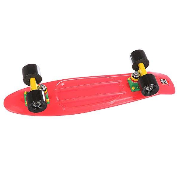 Скейт мини круизер Union Reggae Pink 6 x 22.5 (57.2 см)