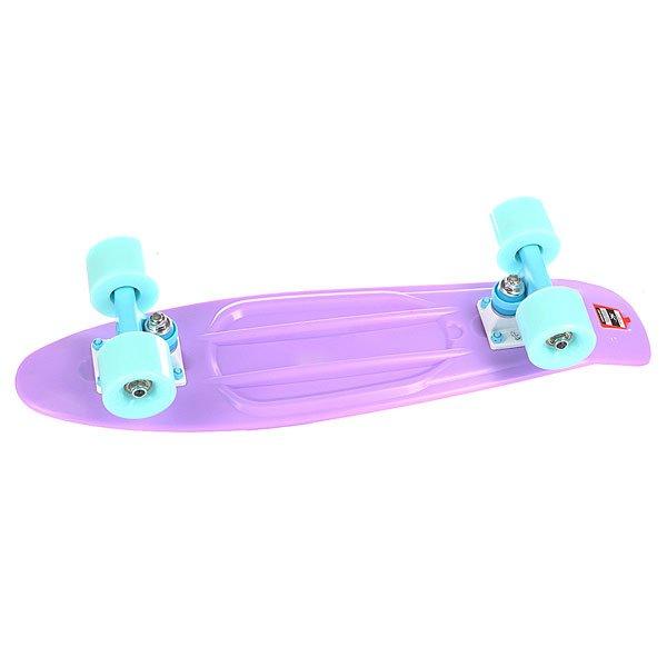 Скейт мини круизер Union Pastel Gum Purple 6 x 22.5 (57.2 см)Пластборд Юнион(Union) - это пластиковый скейтборд-круизер с загнутым хвостом для передвижения по городу и трюкачества. Очень прочная дека, качественные подвески, подшипники и колеса сделают вашу езду плавной и комфортной. Технические характеристики: Дека из прочного полиуретана повышенной прочности и эластичности. Подвески изалюминия. Бушинги Union 89А. Подшипники -Union Water Prof Abec7 (водонепроницаемаяконструкция). Колеса - круизного типа Union Virage диаметром 59 мм с стандартной мягкостью 83А. Нестирающееся цепкое покрытие. Различные расцветки в ассортименте.<br><br>Цвет: фиолетовый<br>Тип: Скейт мини круизер<br>Возраст: Взрослый<br>Пол: Мужской