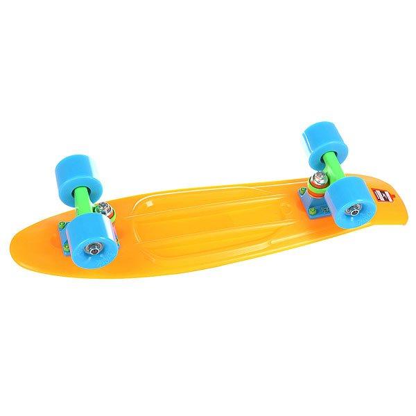 Скейт мини круизер Union Neon Orange Orange 6 x 22.5 (57.1 см)