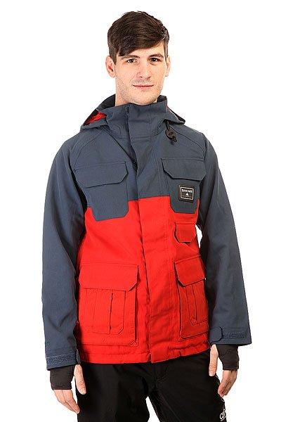 Куртка Burton Mb Gore Rogue Jk Campfire/Submarine