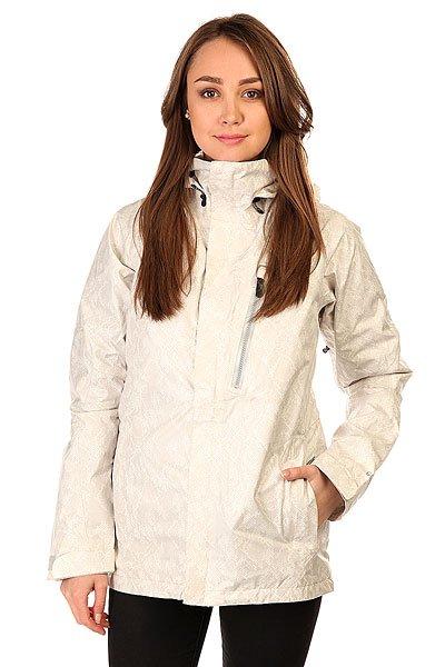 Куртка женская Burton W Ak 2l Altitude Jk White Python