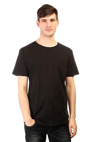 Футболка Quiksilver Adam Son Wall Tee Black<br><br>Цвет: черный<br>Тип: Футболка<br>Возраст: Взрослый<br>Пол: Мужской