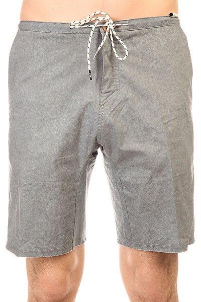Шорты пляжные Quiksilver Guss Amp Guss Amp BlackСтильные минималистичные пляжные шорты.Характеристики:Задний карман на молнии. Пояс на шнуровке.Вышитый логотип. Прямой крой.<br><br>Цвет: серый<br>Тип: Шорты пляжные<br>Возраст: Взрослый<br>Пол: Мужской