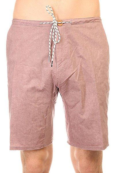 Шорты пляжные Quiksilver Guss Amp Guss Amp Plum WineСтильные минималистичные пляжные шорты.Характеристики:Задний карман на молнии. Пояс на шнуровке.Вышитый логотип. Прямой крой.<br><br>Цвет: бордовый<br>Тип: Шорты пляжные<br>Возраст: Взрослый<br>Пол: Мужской