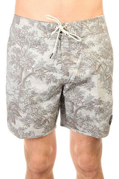 Шорты пляжные Quiksilver Sunset Tunnels SnowБордшорты с модной абстрактной расцветкой.Характеристики:Накладной задний карман. Пояс на шнуровке. Боковой прорезной карман.Вышитый логотип. Прямой крой.<br><br>Цвет: серый<br>Тип: Шорты пляжные<br>Возраст: Взрослый<br>Пол: Мужской