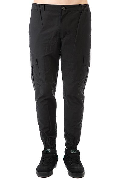 Штаны прямые Anteater Cargo Black