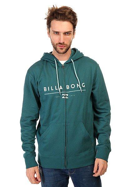 Толстовка классическая Billabong Unity Zip Hood Ocean