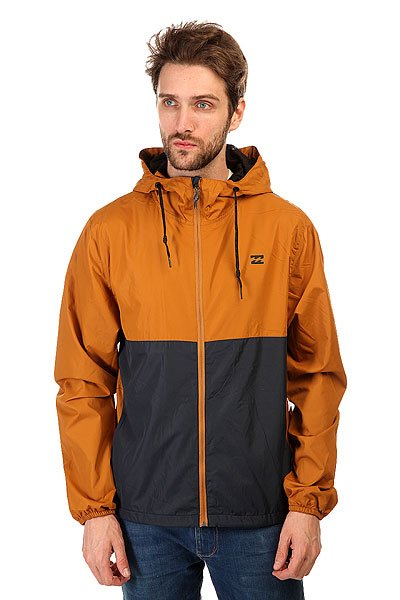 Ветровка Billabong Shift Windbraker Cinnamon