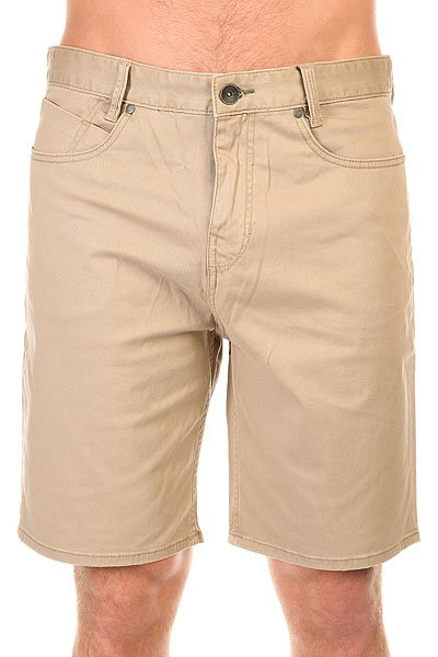 Шорты классические Billabong Outsider Short Khaki штаны прямые billabong new order chino khaki