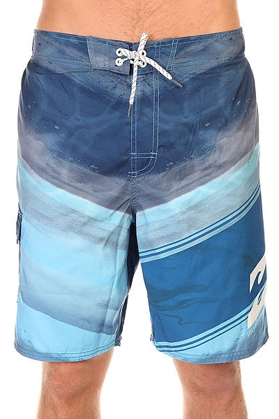 Шорты пляжные Billabong Kramer Layback 20 Navy