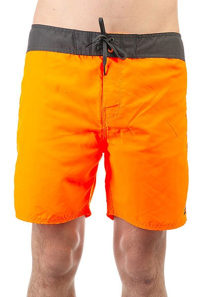 Шорты пляжные Billabong All Day Shortcut 17 Neo Orange