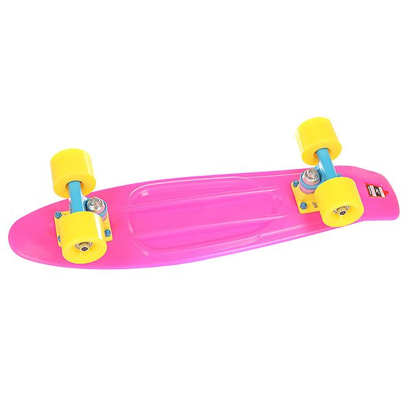 Скейт мини круизер Union Neon Lips 6 X 22.5 (57.2 см)