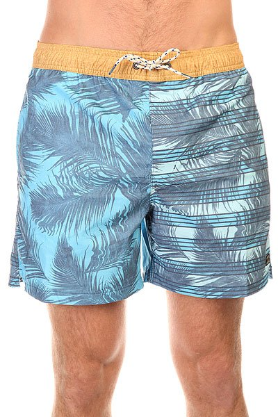 Шорты пляжные Billabong Gemini Layback 16 Blue