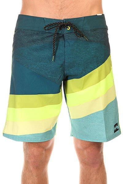 Шорты пляжные Billabong Slice X 19 HazeБордшорты, в которых Вы ощутите стопроцентную свободу движений и, выйдя из воды, будете чувствовать себя комфортно благодаря быстросохнущейткани. Стильные сочетание цветов и эргономичный крой добавят Вам стиля на любом пляже.Характеристики:Свободный крой. Быстросохнущая ткань.Задний карман с клапаном. Шнуровка на поясе.<br><br>Цвет: синий,желтый,голубой<br>Тип: Шорты пляжные<br>Возраст: Взрослый<br>Пол: Мужской