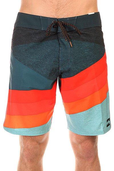 Шорты пляжные Billabong Slice X 19 OvercastБордшорты, в которых Вы ощутите стопроцентную свободу движений и, выйдя из воды, будете чувствовать себя комфортно благодаря быстросохнущейткани. Стильные сочетание цветов и эргономичный крой добавят Вам стиля на любом пляже.Характеристики:Свободный крой. Быстросохнущая ткань. Задний карман на молнии. Шнуровка на поясе.<br><br>Цвет: синий,оранжевый,красный<br>Тип: Шорты пляжные<br>Возраст: Взрослый<br>Пол: Мужской