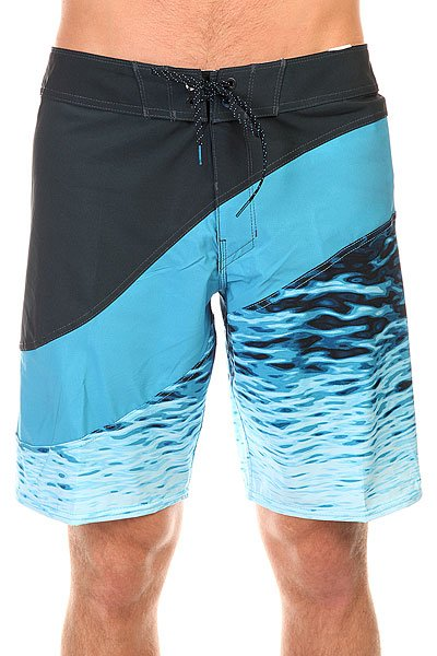 Шорты пляжные Billabong Pulse X 19 Blue<br><br>Цвет: синий,голубой<br>Тип: Шорты пляжные<br>Возраст: Взрослый<br>Пол: Мужской