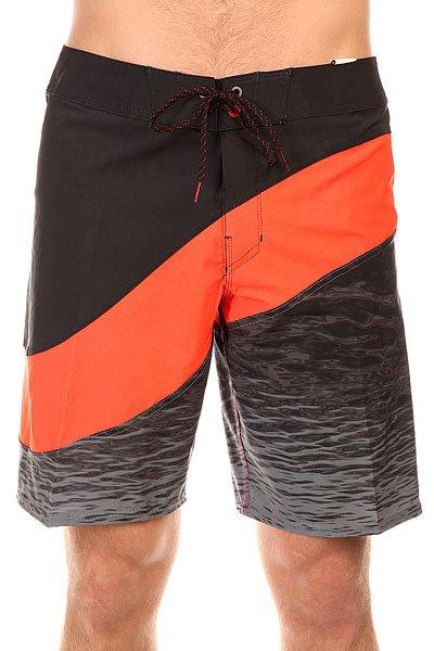 Шорты пляжные Billabong Pulse X 19 Metal<br><br>Цвет: черный,оранжевый<br>Тип: Шорты пляжные<br>Возраст: Взрослый<br>Пол: Мужской