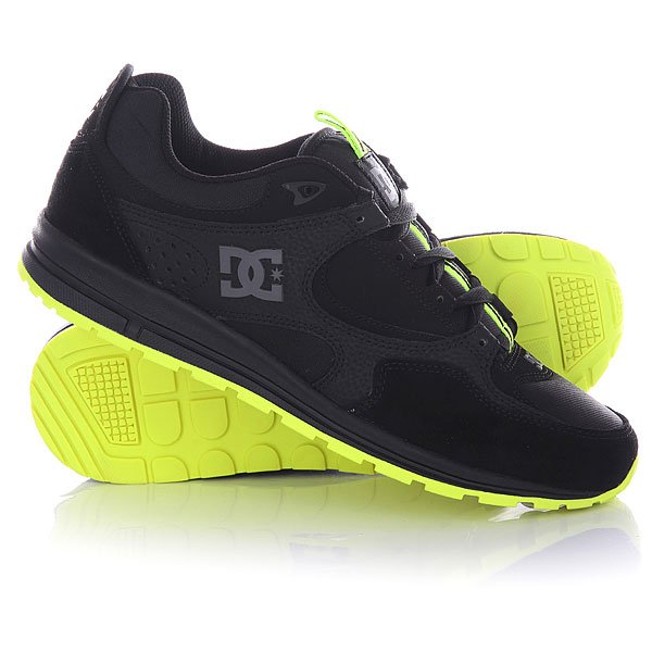 Кроссовки DC Kalis Lite Black/Lime
