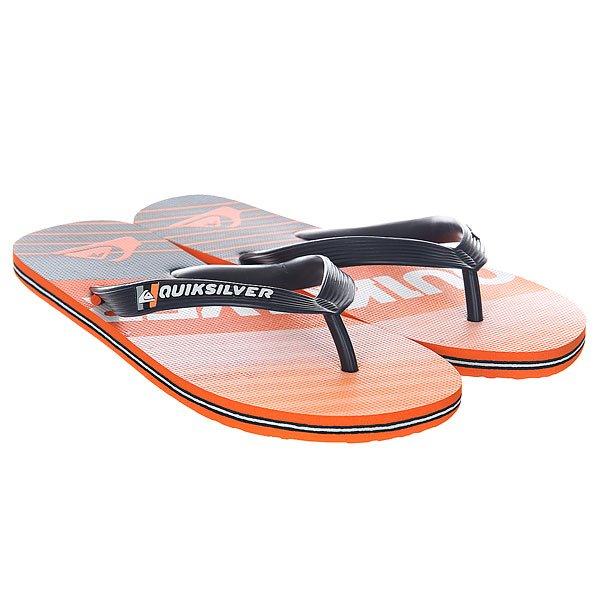 ��������� Quiksilver Molokai Incline Black/Orange