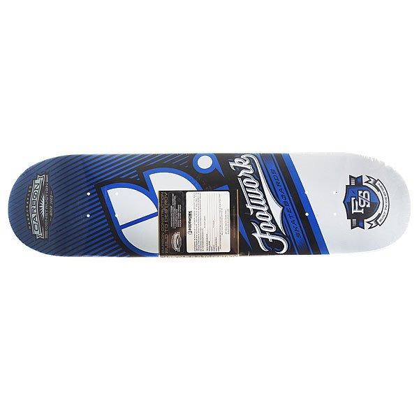 Дека для скейтборда для скейтборда Footwork Carbon Custom Skydiver 31.3 x 7.87 (19.9 см)