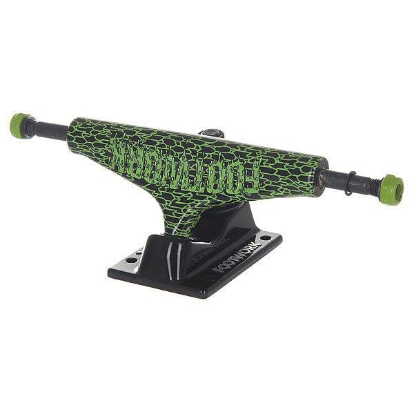 Подвески для скейтборда для скейтборда 2шт. Footwork Zombie Black/Green 5 (19.7 см)