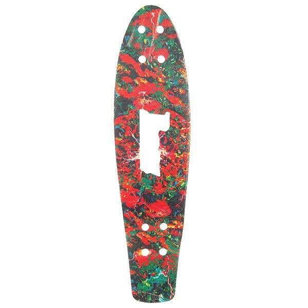 Шкурка для скейтборда для лонгборда Penny Griptape 27 Volt<br><br>Цвет: мультиколор<br>Тип: Шкурка для лонгборда