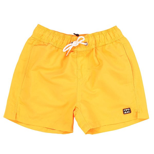 Шорты пляжные детские Billabong All Day Shor. Lay. 1 Neo Light Orange