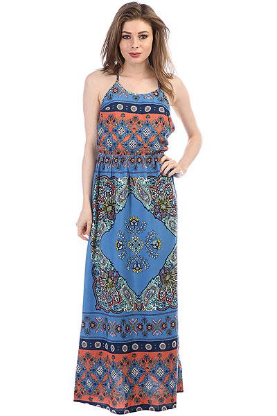 Платье женское Roxy Summer Agadir Border Combo BrownЖенское платье Roxy Summer Agadir от ROXY.Характеристики:Декоративный принт. Открытая спина с перекрестными лямками. Элементы плетеной отделки.<br><br>Цвет: белый,мультиколор<br>Тип: Платье<br>Возраст: Взрослый<br>Пол: Женский