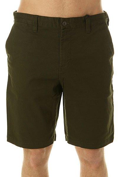 Шорты классические DC Wrk Str Sh Dark OliveУдобные, функциональные и стильные шорты со специальным карманом для телефона.Характеристики:Classic fit. Задние карманы. Карман для телефона.<br><br>Цвет: зеленый<br>Тип: Шорты классические<br>Возраст: Взрослый<br>Пол: Мужской