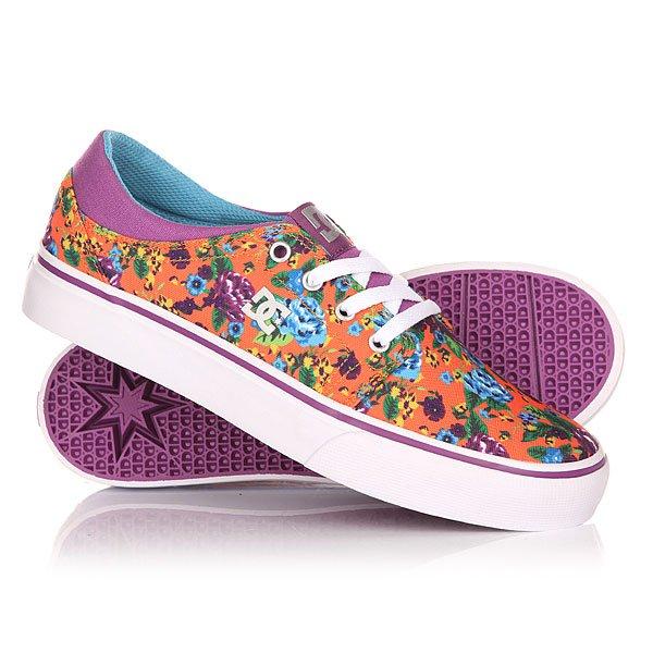 Кеды кроссовки низкие детские DC Trase Multi dc shoes кеды dc heathrow se 11