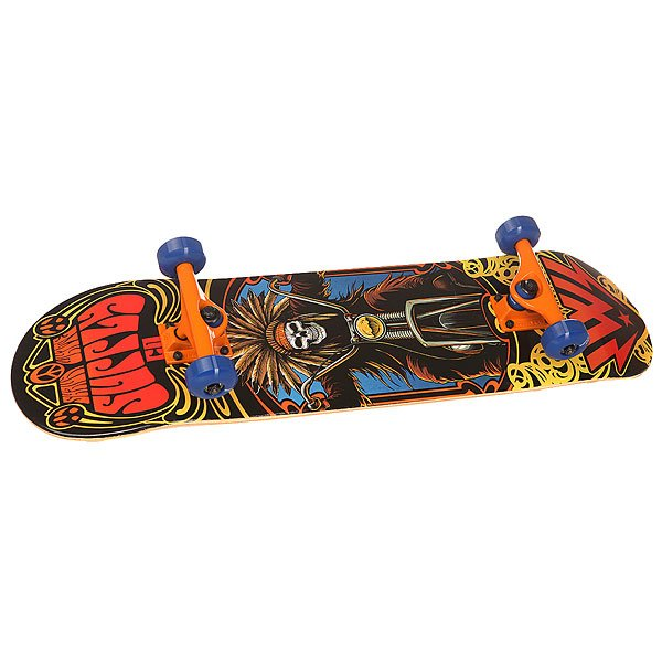 Скейтборд в сборе Shaun White Supply Co. Harley Multi 31.5 x 8 (20.3 см)