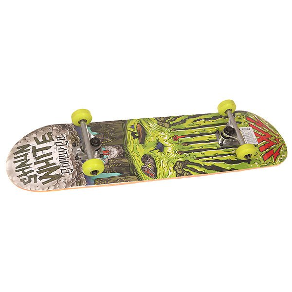 Скейтборд в сборе Shaun White Supply Co. Griffon Multi 31.5 x 8 (20.3 см)